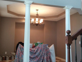 Dining Room Painting Services Lansing, Mi