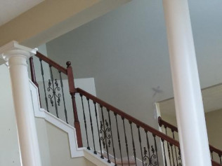 Stairwell Painting Services Lansing, Mi